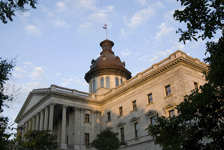 statehouse clouds